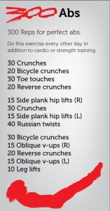 27 best images about hardcore abs workouts on pinterest