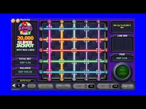Spin the Bejeweled slots reels at Robin Hood Bingo and win big today! Play for free no deposit required  - http://www.robinhoodbingo.com/skin/bingo-side-games/bingo-slots/bejeweled.php