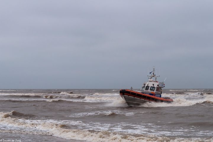 KNRM Noordwijk aan Zee - Douwe de Jong