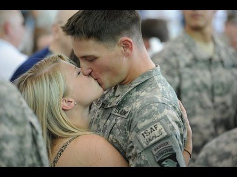 Soldiers Coming Home Surprise Compilation 2016 - 17 - YouTube