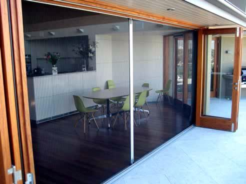 Retractable fly screens is a must! #M&I