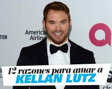 Kellan Lutz! Estas son las 12 razones por las que lo amamos-> http://www.seventeenenespanol.com/celebridades/gossip/698446/razones-amar-kellan-lutz/