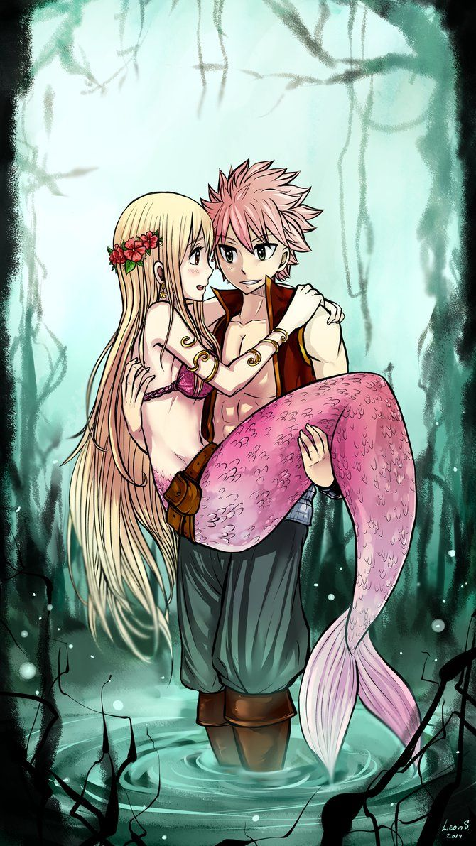 fairytail nalu by onepiecexnakama - photo #30