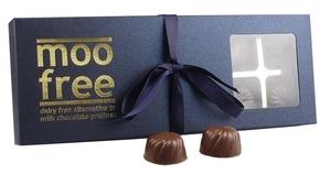 Vegansk chokolade - moo free