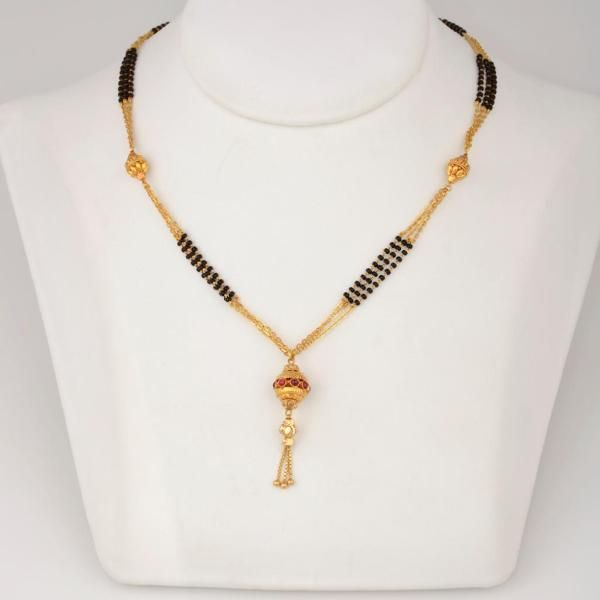 The 77 best images about mangalsutra on pinterest for Simple gold ornaments