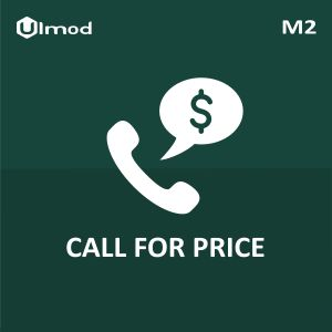 """Call for Price for #Magento 2 allows you to hide price & add to cart button for specific products and replaces it with a custom message ( eg: """"Call for Price"""" ). #magento2 #extension #ecommerce #business #online"""