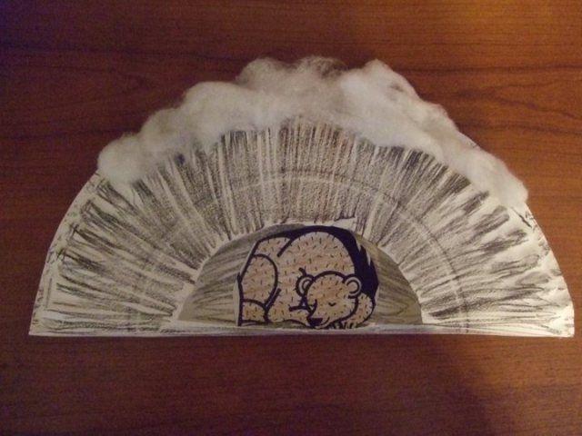 hibernation craft idea