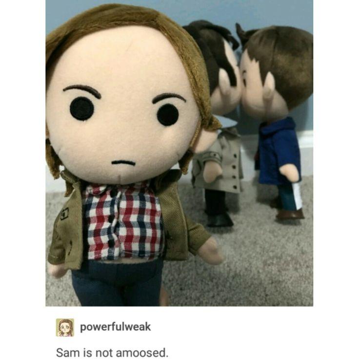 supernatural tumblr textpost destiel funny lol dean winchester castiel cas sam winchester