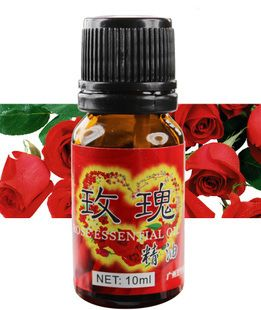 natural rose oil Extract Water Distiller Whitening & Anti-Wrinkle Moisturizing Compound Essential Oil 10ML
