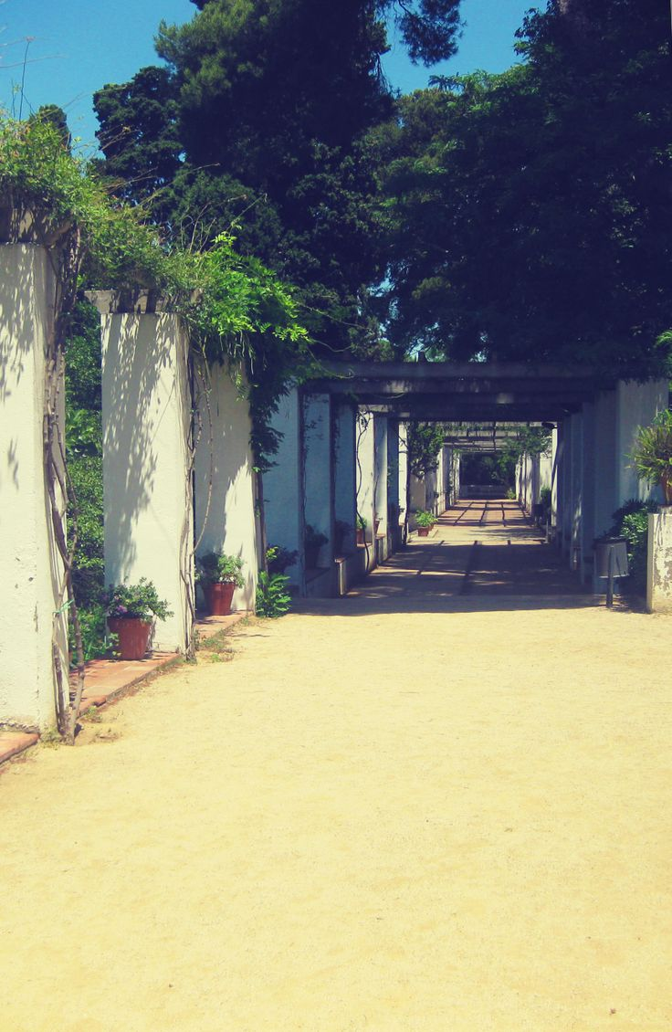 Jardins del Teatre Grec #free #barcelona #spain #europe #tourist #map #bucket