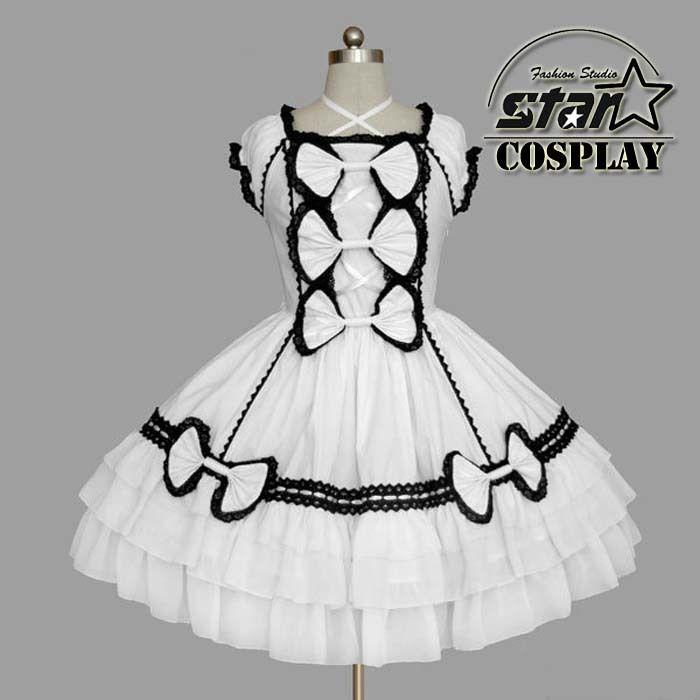 $5.70 (Buy here: https://alitems.com/g/1e8d114494ebda23ff8b16525dc3e8/?i=5&ulp=https%3A%2F%2Fwww.aliexpress.com%2Fitem%2FHalloween-Maid-Costumes-Womens-Alice-in-Wonderland-Costume-Suit-Maids-Lolita-Fancy-Layred-Dress-Cosplay-Costume%2F32417676149.html ) Halloween Maid Costumes School Girls Alice in Wonderland Costume Suit Maids Lolita Fancy Layred Dress Kids Cosplay Costume for just $5.70