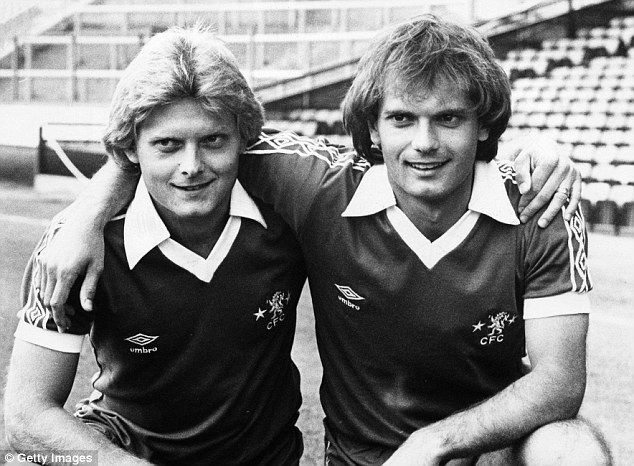 Graham and Ray Wilkins