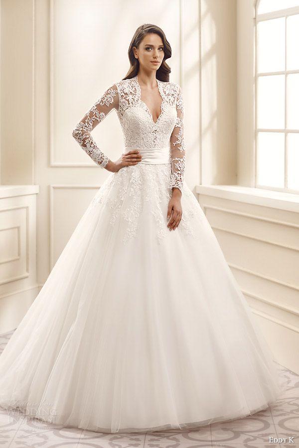 eddy k 2016 wedding dresses ball gown