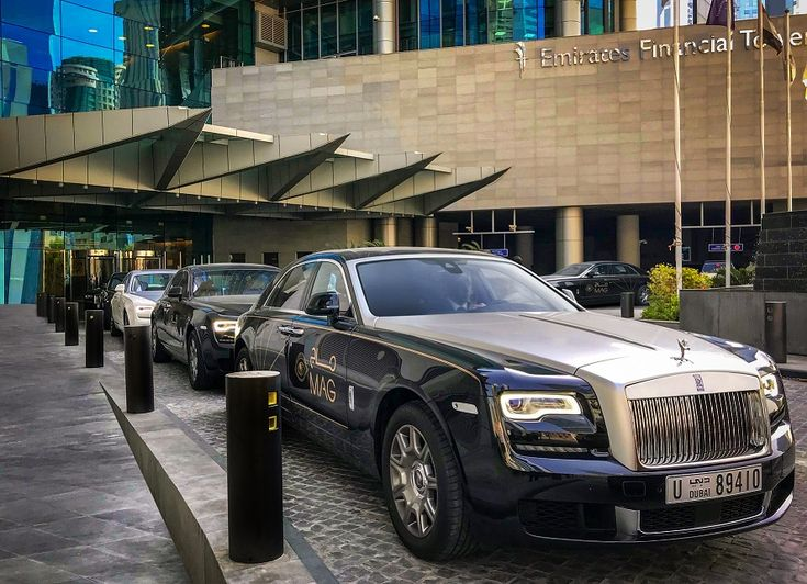 MAG Lifestyle Development Unveils the Biggest Fleet of Rolls-Royce Ghost Motor Cars in the World