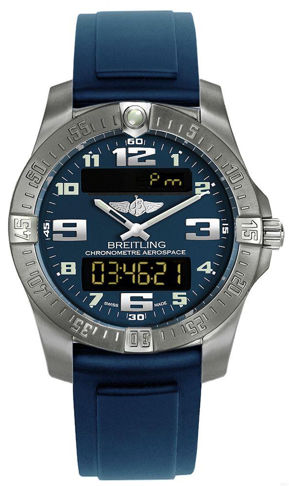 Breitling Professional Aerospace Evo E7936310/C869-143S
