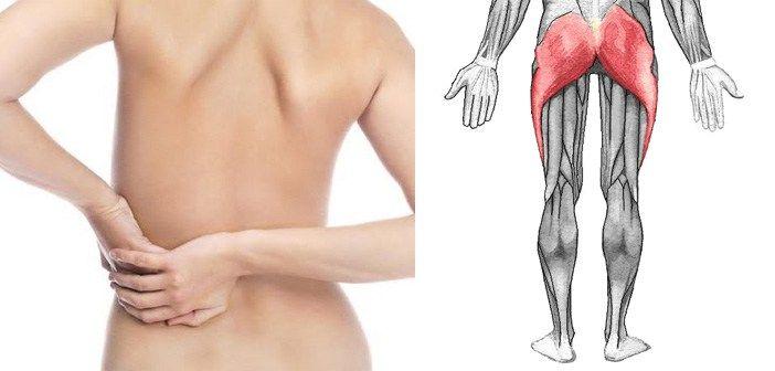 Najlepšie cvičenie k úľave bolesti ischiasu, sedacieho nervu (video)