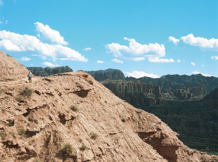 San Luis - Parque Nacional Sierra Quijadas, más info de viajes en www.facebook.com/viajaportupais