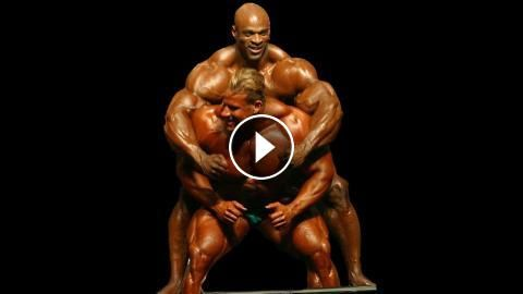 Ronnie Coleman vs Jay Cutler - American Mass Monsters: Ronnie Coleman vs Jay Cutler - American Mass Monsters Two bodybuilding legends few…