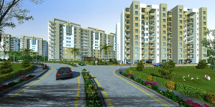 Carnation Residency offers pocket friendly sizes along with complete state-of-the art security and recreational facilities