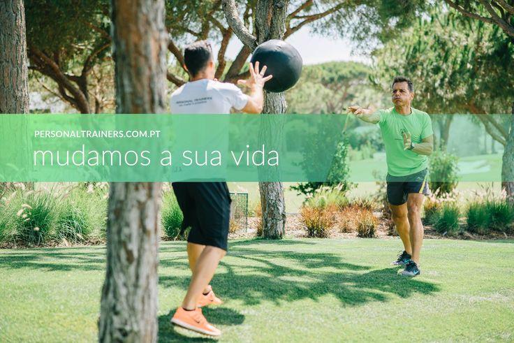 Revele a sua força!! Nós mudamos a sua vida.  www.personaltrainers.com.pt