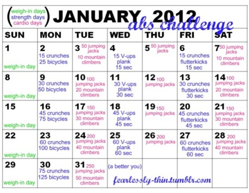 want to try this!: Challenges, Fitness, Weight Loss, Workouts, Ab Challenge, Monthly Workout, Health, January Abs