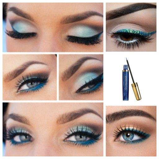 Www.laganimakeup.com glitter makeup