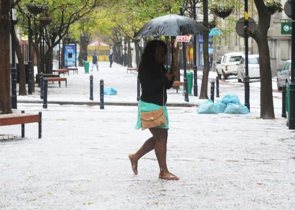 Hectic Hail in CT | http://www.iol.co.za/