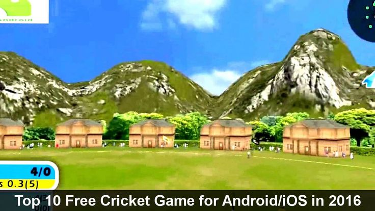 Top 10 Free Cricket Game for Android/iOS in 2016