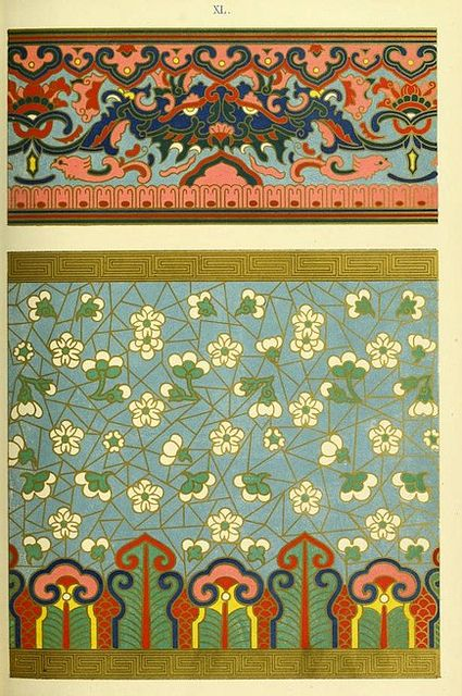 Examples of Chinese Ornament (1867)   The Public Domain Review