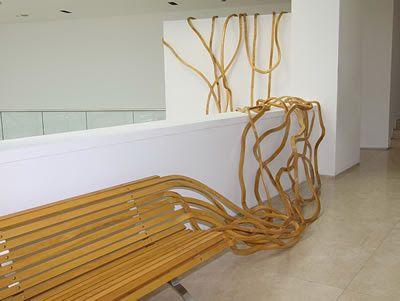 noticias arquitectura / blog: Enredamaderas, Pablo Reinoso