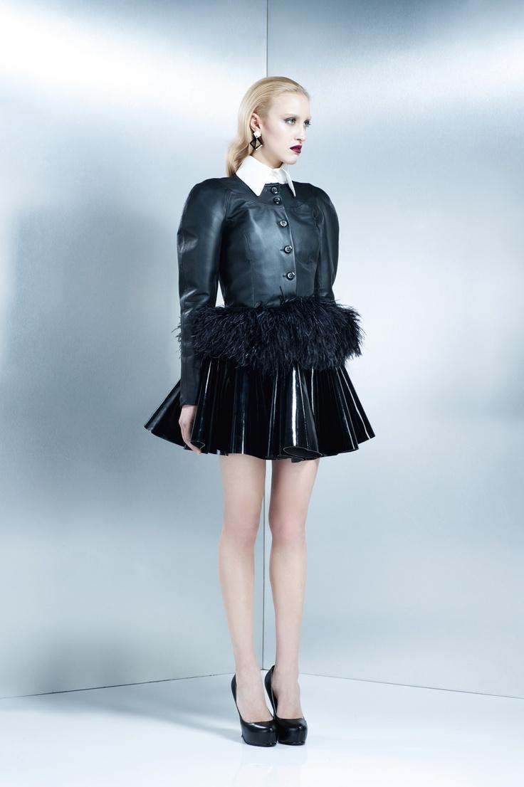 Michela Dangelo for Daizy Shely FW 2013-14