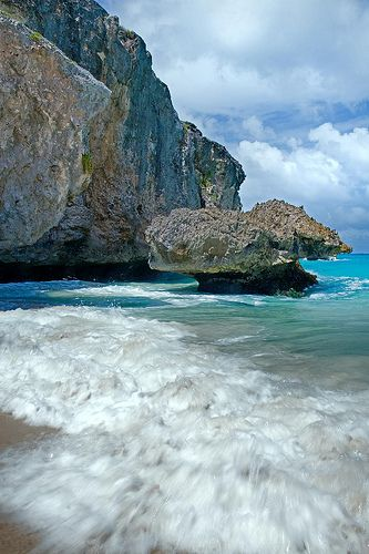 Barbados ....bottom bay will take your breath away