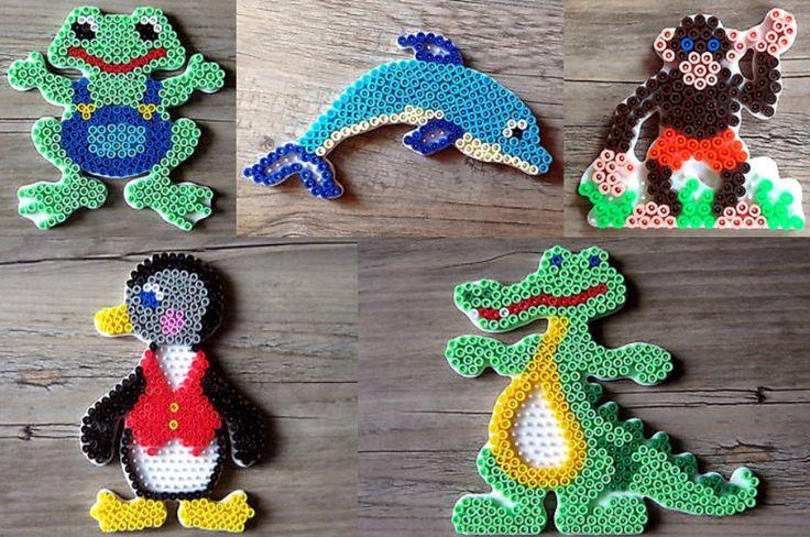1311 best images about Perler Beads (Bügelperlen) on ...