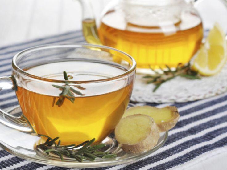 So können Sie Detox-Tee selber machen
