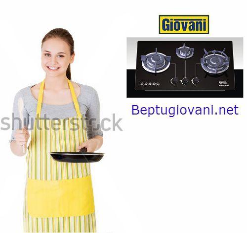 Những điều cần quan tâm khi chọn mua bếp ga Giovani