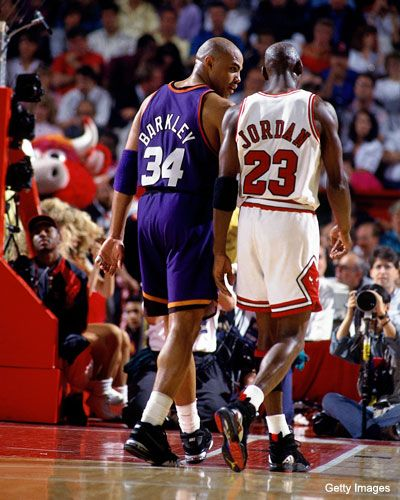 Charles Barkley, on being 'better' than Michael Jordan - Ball Don't Lie - NBA Blog - Yahoo! Sports