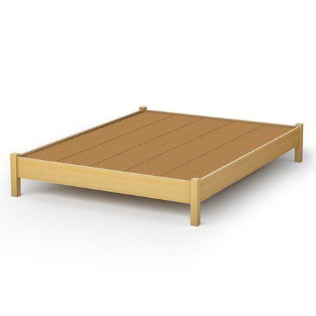 17 best images about lit double on pinterest canada platform beds and places - Plateforme de lit double ...