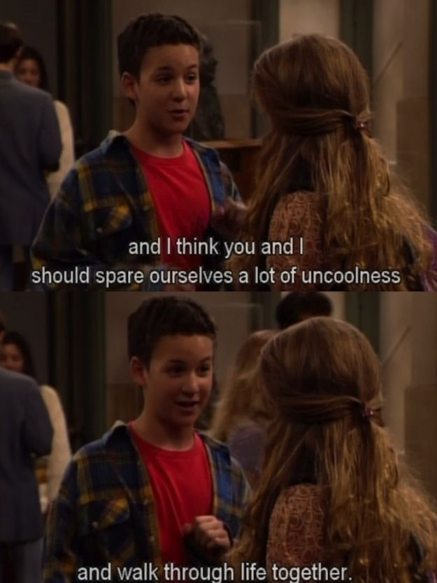 20 Ways Corey And Topanga Gave You Unrealistic Expectations About Relationships