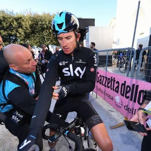 Coming 5th in Tirreno-Adriatico, 58 seconds off the win, Team Sky's Geraint Thomas was really missing the 1:20 they lost in the team time trial on stage 1. #ridetoabudhabi #cycling #race #roadtripafter #sport #langkawi #malaysia #maestro #pp #pippo #pozzato #pippopozzato #me #life #lifestyle #lifeisgood #madeinitaly #wilier #springtime #sun #ridewithpanache #bike #bikesgirls #beyourself #thirstythursday #cyclingkit #cyclist #cycle #roadcycling #roadbike #happiness #blueeyes #blondehair…
