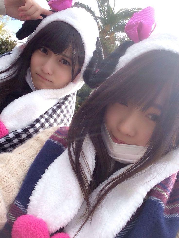 Iriyama Anna & Kawaei Rina
