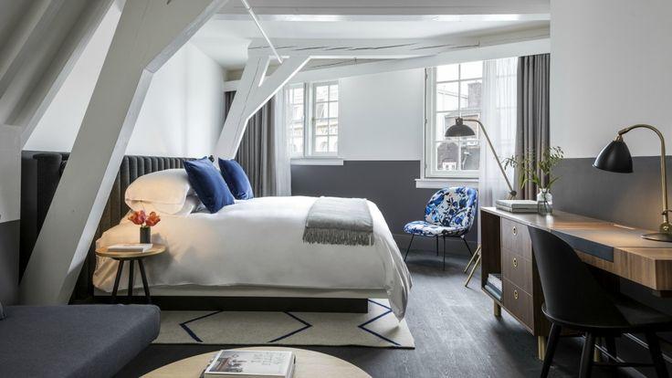 Amsterdam, The Netherlands hotels. Kimpton De Witt Hotel. KimptonHotels.com