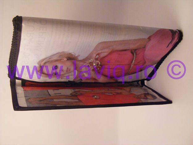 Plic Eco Look www.laviq.ro www.facebook.com/pages/LaviQ/206808016028814