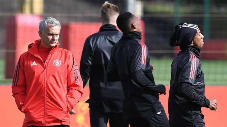 How will Man United line up against Basel?