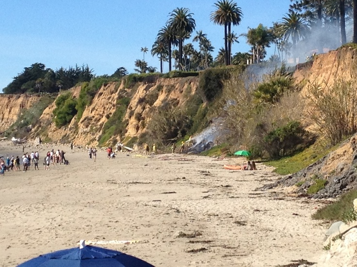 114 best montecito images on pinterest santa barbara local news montecito beach fire publicscrutiny Choice Image