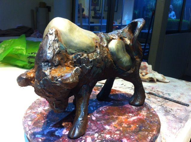 ceramica tallada