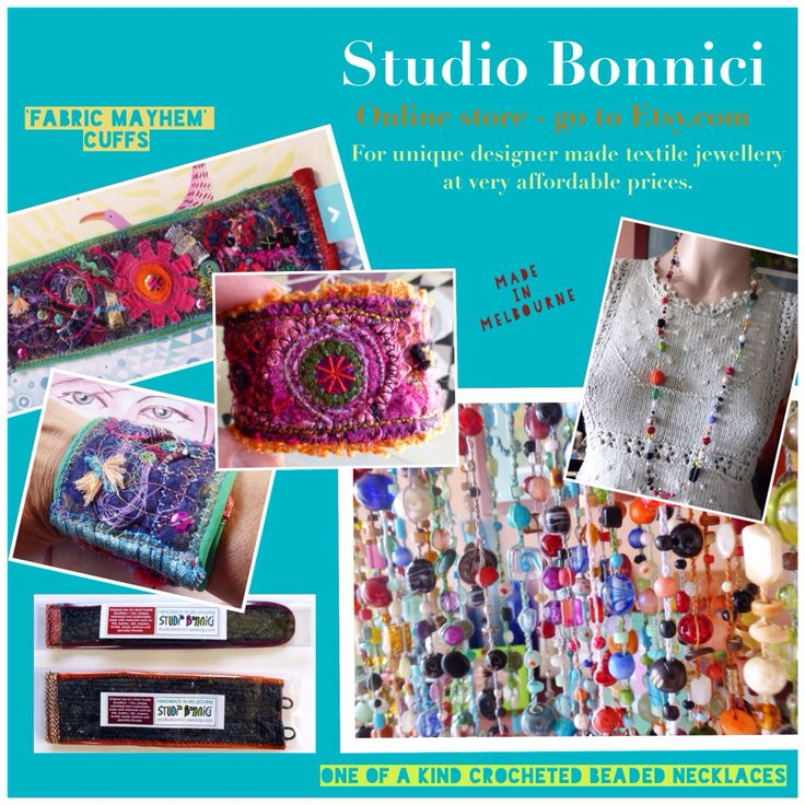 Please take a look at my online shop for unique gift ideas :)  studiobonnici.weebly.com