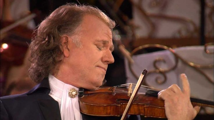 André Rieu & His Johann Strauss Orchestra performing 'You Raise Me Up' live at Mainau, Germany. Taken from the DVD 'Roses from the South'. For concert dates ...