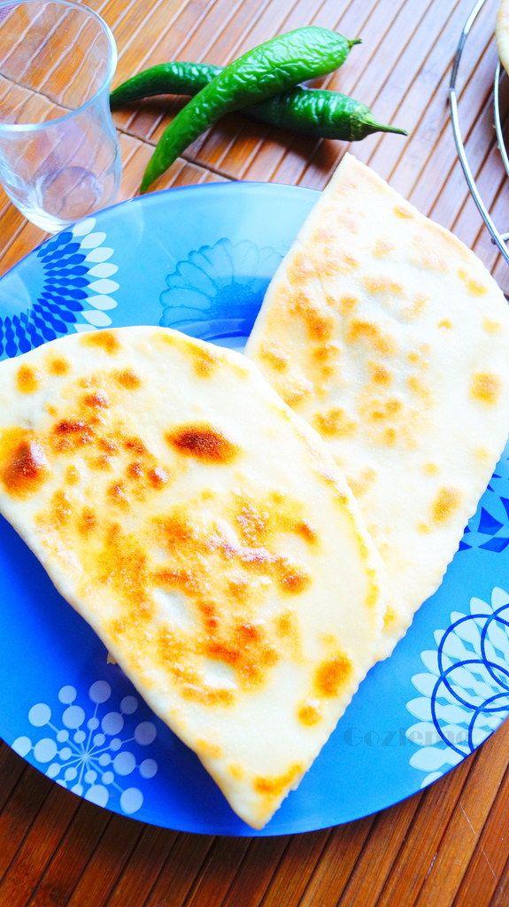 Recette crêpe turque à la viande hachée épicée ; Salam allaicom, bonjour ! On embarque pour la turquie aujourd'hui, avec cette recette de galette moelleuse farcie à la viande hachée parfumée aux épices la fameuse Gözleme qui veut dire &galette fermée&...