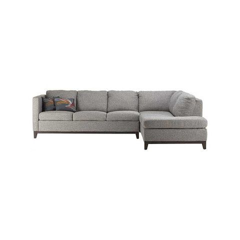 Kasala - Modern leather tailored sectional sofa and chair - Seattle furniture  sc 1 st  Pinterest : kasala sectional - Sectionals, Sofas & Couches