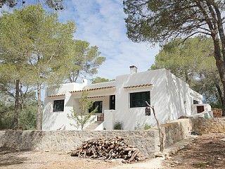 Vakantiehuis in Santa Eulalia, Ibiza, Spanje - Eenheid 1 - Ibizenca huis, ideaal voor familie en natuurliefhebbers.   HomeAway.nl